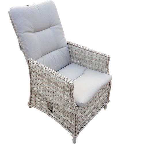 Sill n exterior y jard n con brazos palma fibra sint tica oferta los mas baratos calidad precio - Muebles jardin fibra sintetica ...