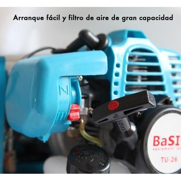 Pulverizador fumigador sulfatador de espalda pulverizador - Mochila para fumigar ...
