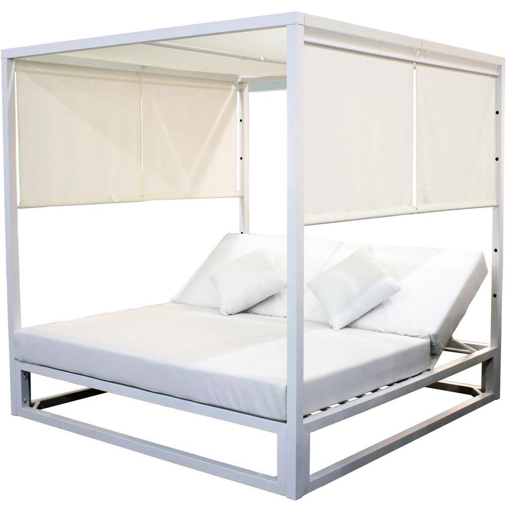 cama de aluminio concept de jard n y exteriores oferta