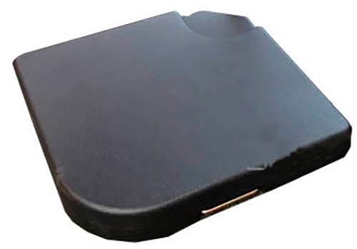 Base sombrilla rellenable - Pie para sombrilla ...