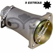 Campana Embrague Desbrozadora. 54 mm ø.