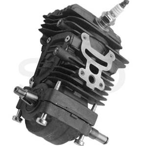 Bloque motor completo MS181