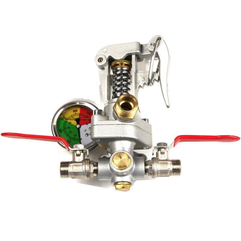 Regulador de presi n para bomba para sulfatar oferta for Motor de presion de agua